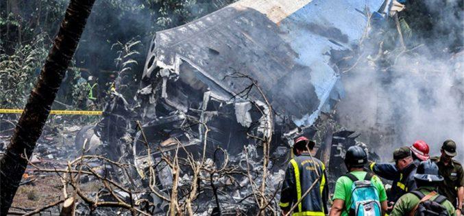 México suspende línea aérea del avión que se estrelló en Cuba provocando la muerte de 110 personas