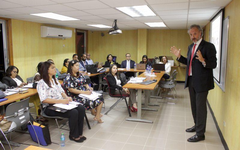 Tercer Diplomado para Jueces sobre el Sistema Dominicano de Pensiones
