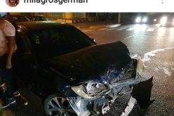 Milagros Germán y sus testimonio sobre accidente de tránsito con hombre conducía borracho