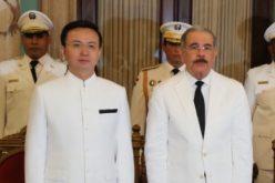 Presidente Dominicano recibe cartas credenciales nuevos embajadores de China, Panamá, Uruguay, Países Bajos, Chile, Ecuador e Israel
