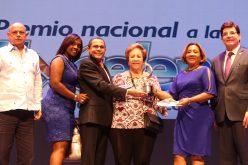 INFOTEP y Fundación Rica entregan Premio Nacional a la Excelencia
