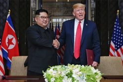 Donald Trump habla de otro posible encuentro con el líder norcoreano Kim Jong Un