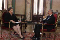 Dígase lo que se diga, Jatnna Tavárez dio un palo con su entrevista a Danilo