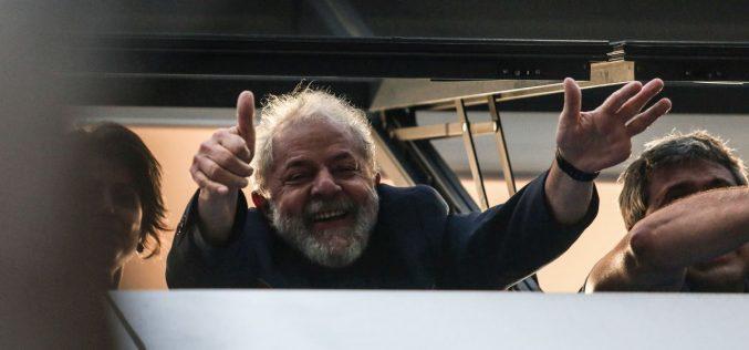 Juez brasileño autoriza a Lula da Silva a ofrecer dos entrevistas desde la cárcel para tv y periódico