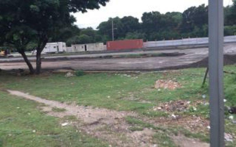 Periodista Nathanal Perez Neró justifica construcción terminal autobuses por alrededores del Parque del Este
