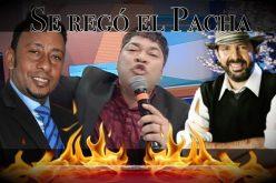 El Pachá «da'o al pe'ca'o» con Juan Luis Guerra y Anthony Santos