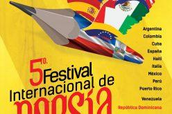 Viene el Quinto Festival Internacional de Poesía Santo Domingo 2018