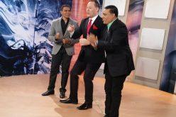 (Video) El «Sammy Sosa» de Raymond Pozo «es loco» con Franklin Mirabal; a tal punto que «pone chiva» a «Sonia», la esposa