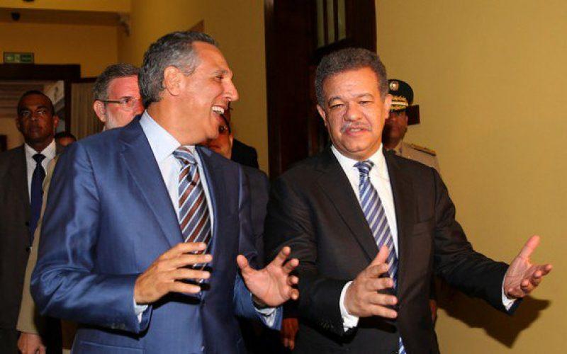 El Leonel Fernández desautorizado e irrespetado como presidente del PLD, incluso por un JR Peralta de precaria solvencia como militante peledeísta