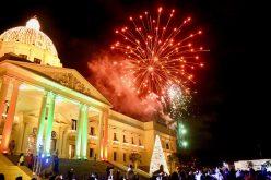 El presidente Danilo Medina y su felicitación de Año Nuevo