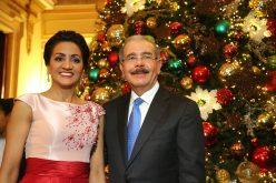 El mensaje de Navidad el presidente Danilo Medina al pueblo dominicano…
