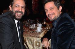 La cálida felicitación de Juan Luis Guerra a Alejandro Sanz por su cumple 50