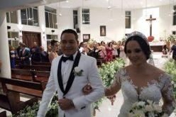 Entonces el bachatero Frank Reyes se casó con La Doctora…