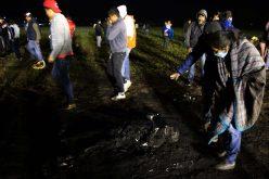 Aumenta a 93 número de muertos por explosión en ducto de combustible en México