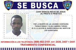 La Policía busca a «Prietico» por el asesinato de su ex pareja y la madre de ésta en Los Guarícanos