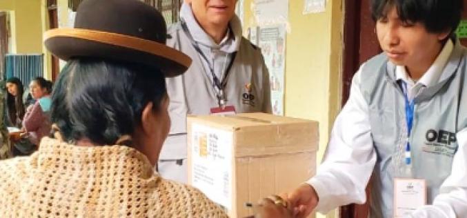 Jueces Tribunal Superior Electoral RD participaron como observadores elecciones primarias en Bolivia