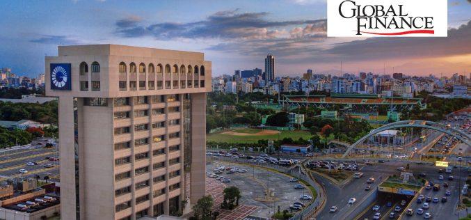 El Popular, reconocido por Global Finance como mejor banco de inversión en RD