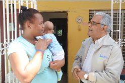 Salud Pública con plan en Cualey y Las Cañitas que busca disminuir tasa mortalidad materna-infantil
