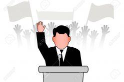 La economía en el discurso político