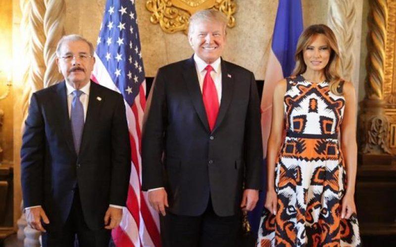 (Video) Danilo hablando de su encuentro y otros 4 líderes del Caribe con el presidente de Estados Unidos,Donald Trump