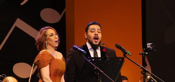 Presentan concierto «La canción lírica dominicana» en el Teatro Nacional con motivo del 46 aniversario Refinería Dominicana de Petróleo