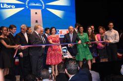 Se inauguró la Feria Internacional del Libro SD 2019 en acto encabezado por el presidente Medina este viernes