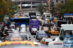Nueva York cobrará a conductores que ingresen y transiten en sus vehículos por zona comercial de Manhattan