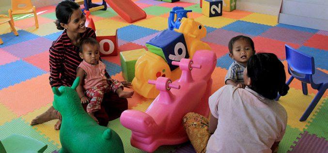 Sigue insuficiente inversión en la primera infancia, establece el Banco Mundial
