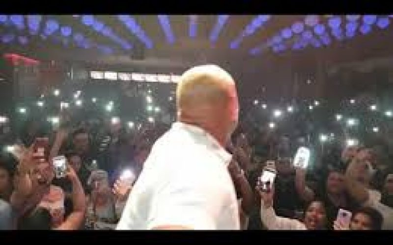 (Video) Bulin 47 «arrasó» en Salsa con Fuego del Bronx, New York