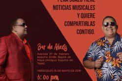 El merenguero Peña Suazo, el mismo de La Banda Gorda, ahora viene en salsa