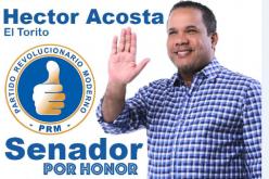 A mi amigo El Torito: que sepa que puede encontrarse con todos los demonios y sus hijos camino a ser senador