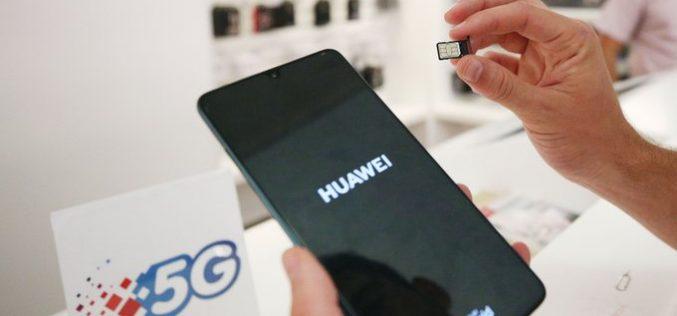 Huawei logra ingresos por encima de los 58 mil millones de dólares en primer semestre de este año
