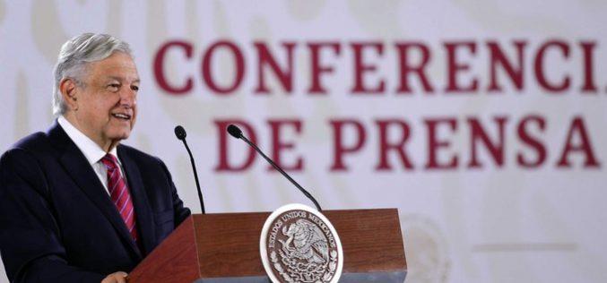 México trabaja para eliminar el sargazo de sus costas, dice el presidente López Obrador