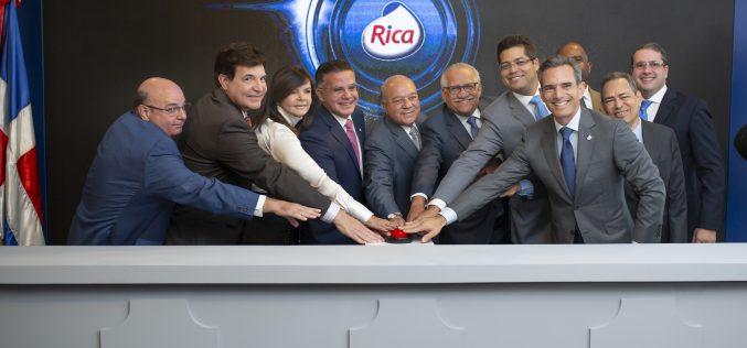 Pasteurizadora Rica lanza al mercado el Fideicomiso de Oferta Pública de Valores Accionario Rica 03-FU