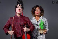 María Castillo y Xiomara Rodríguez frente a frente en «El reencuentro»… (Dentro del Arte, la columna de Jorge Jiménez)…