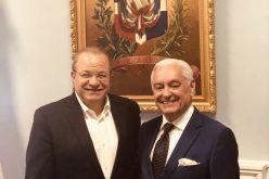 Cuquín Victoria asume como Ministro Consejero Área Cultural de la embajada Dominicana en Washington