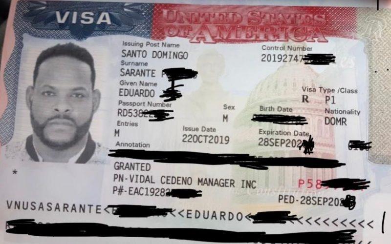(Video) Aprobado el visado de trabajo para EEUU del salsero Yiyo Sarante; la gira inicia este miércoles