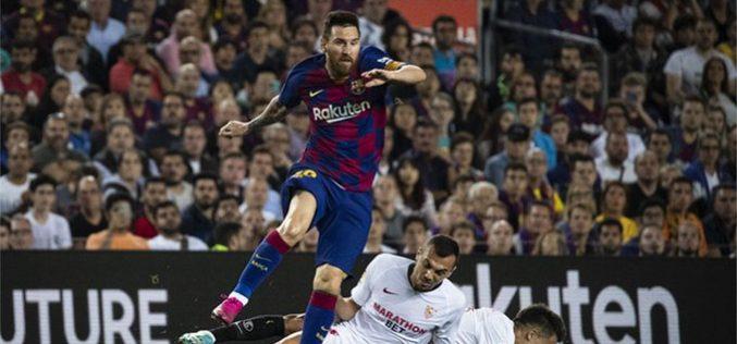 Lionel Messi, inmenso y humilde, habla como argentino, pero con los pies sobre la tierra: «Uno de los mayores errores de nosotros es creernos los mejores de todos»