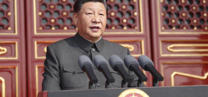 Presidente chino, Xi Jinping: Ninguna fuerza puede impedir que China y su pueblo avancen