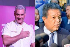 (Videos) Gonzalo Castillo gana con muy estrecho margen primarias PLD; Leonel denuncia adulteraron votación y se declara ganador; Luis Abinader con triunfo arrollador en el PRM