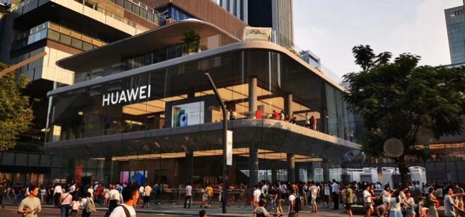 Huawei obtiene ingresos por más de 86 mil millones de dólares en 9 meses del 2019