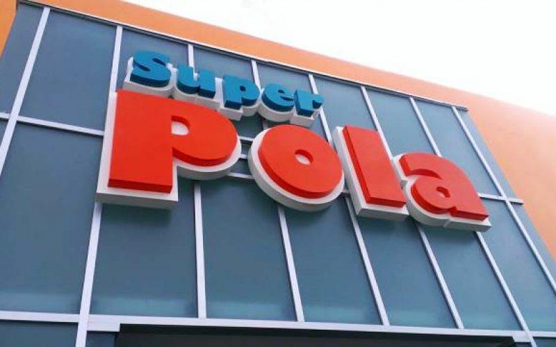 Los supermercados Pola cambiarán de nombre y sus clientes podrán recibir sus compras a domicilio ordenándolas vía Internet