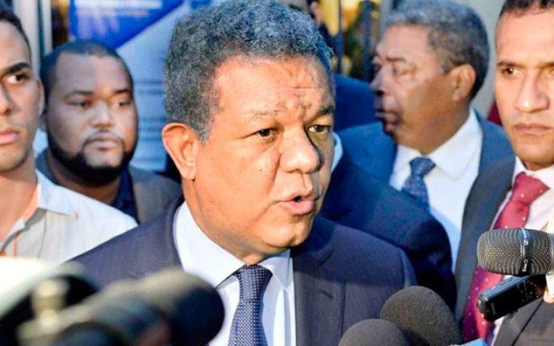 Pleno de Junta Central Electoral admite candidatura presidencial del doctor Leonel Fernández