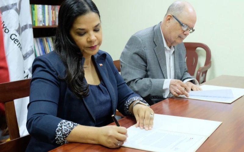 (Video) Dirección de Cine y Archivo General de la Nación firma acuerdo para conservación y restauración de documentos cinematográficos
