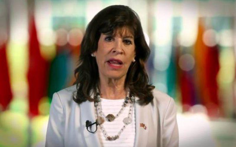 Embajadora EEUU, Robin Bernstein, dice tener testimonios de inversionistas que gastaron millones de dólares en RD para compar casa o propiedad que nunca recibieron