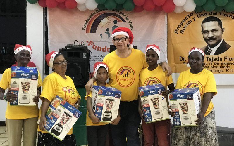 FundoVida celebró su fiesta navideña…