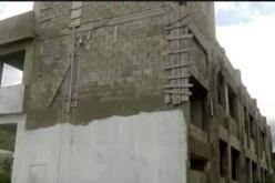 La construcción de la escuela lleva más de 6 años detenida en La Sabina de Constanza; claman al ministro Educación, Peña Mirabal, para su terminación