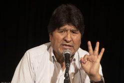 Evo Morales dice desde Argentina que legalmente sigue siendo el presidente de Bolivia
