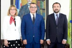 Presidente TSE se reunió con Misión Preliminar Observación Electoral OEA