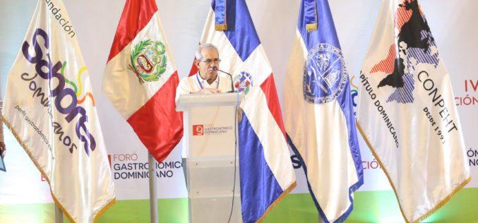 Viene la sexta entrega del Foro Gastronómico Dominicano de la Fundación Sabores Dominicanos